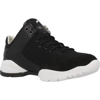 Schoenen Dames Lage sneakers Geox D SFINGE Zwart