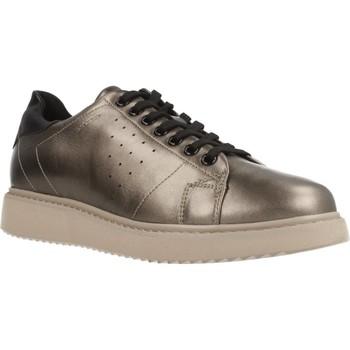 Schoenen Dames Lage sneakers Geox D THYMAR Bruin