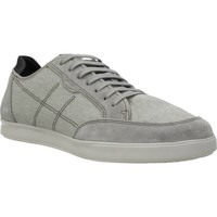 Schoenen Heren Lage sneakers Geox U WALEE Grijs
