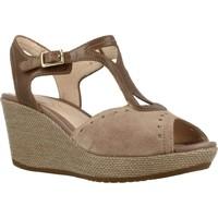 Schoenen Dames Sandalen / Open schoenen Stonefly MARLENE II 6 Bruin