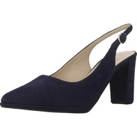 Schoenen Dames pumps Argenta 4303 Blauw