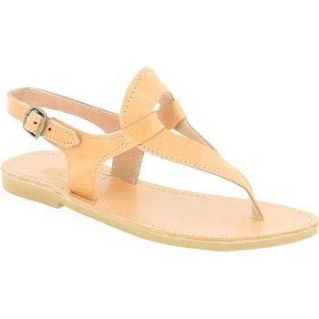 Schoenen Dames Sandalen / Open schoenen Attica Sandals ARTEMIS CALF NUDE Nudo