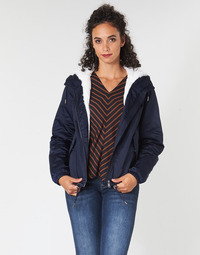 Textiel Dames Wind jackets Only ONLNEWCALLY Marine