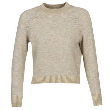 Textiel Dames Truien Only ONLFRANJA Beige