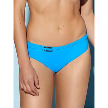 Textiel Dames Bikinibroekjes- en tops Selmark Zomerparadijs  Mare turquoise zwempakkousen Blauw Turquoise