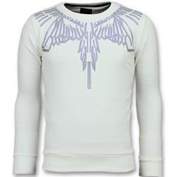 Textiel Heren Sweaters / Sweatshirts Local Fanatic Eagle Glitter - Merk Sweater Heren - 6340W 1
