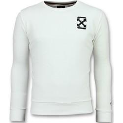 Textiel Heren Sweaters / Sweatshirts Local Fanatic Off Cross - Luxe Sweater Heren - 6356W 1