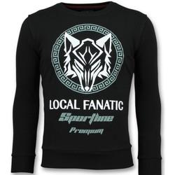 Textiel Heren Sweaters / Sweatshirts Local Fanatic Sportline Wolf - Stoere Sweater Mannen - 6357Z 38