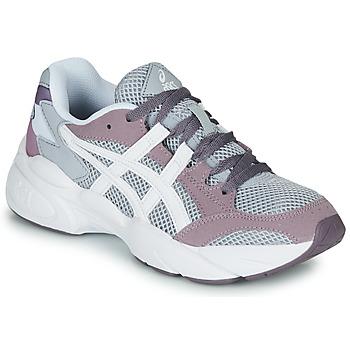 Schoenen Dames Lage sneakers Asics GEL-BND Grijs / Violet