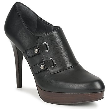 Schoenen Dames Low boots Stuart Weitzman TWO BUCKS Zwart