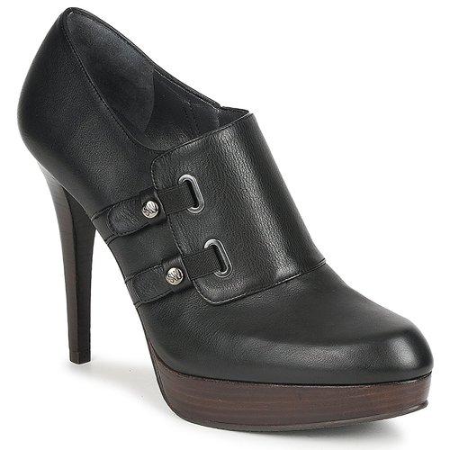 Schoenen Dames Low boots Stuart Weitzman TWO BUCKS Zwart