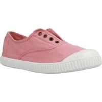 Schoenen Meisjes Lage sneakers Victoria 06627 Roze