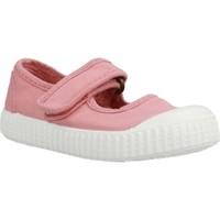 Schoenen Meisjes Tennis Victoria 136605 Roze