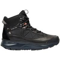 Schoenen Dames Hoge sneakers Joya BOOTS VAN LAXA MONTANA BOOT PTX BLACK