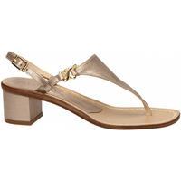 Schoenen Dames Sandalen / Open schoenen Paolo Ferrara WASH champagne