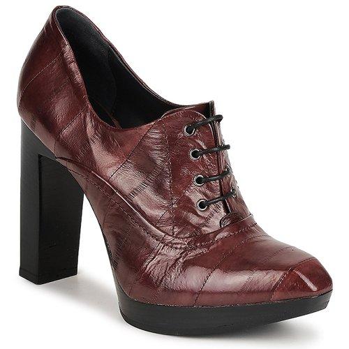 Schoenen Dames Low boots Fabi FD9734 Bruin