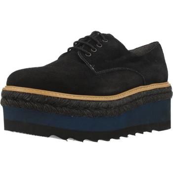 Schoenen Dames Derby Mamalola 531J Zwart