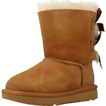 Schoenen Meisjes Snowboots UGG BAILEY BOW II Bruin