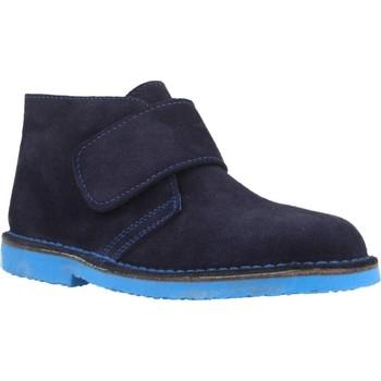 Schoenen Jongens Laarzen B-Run 513 Blauw