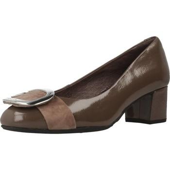 Schoenen Dames pumps Stonefly LESLIE 1 NAPLACK Bruin