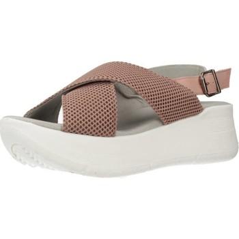 Schoenen Dames Sandalen / Open schoenen Clover 15719C Beige