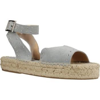 Schoenen Dames Espadrilles Clover 7936C Blauw