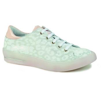 Schoenen Meisjes Lage sneakers Catimini CANDOU Zilver