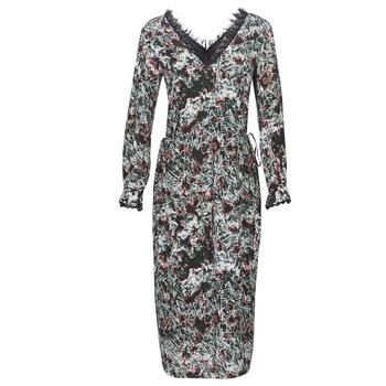 Textiel Dames Lange jurken Heimstone LAKE Zwart / Multicolour