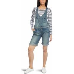 Textiel Dames Jumpsuites / Tuinbroeken Lee L326OECY blue