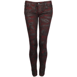 Textiel Dames Skinny jeans Fracomina  Rood