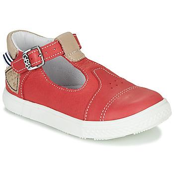 Schoenen Jongens Sandalen / Open schoenen GBB ATALE Rood