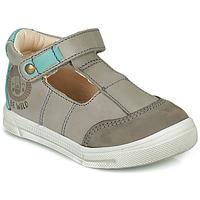 Schoenen Jongens Sandalen / Open schoenen GBB ARENI Grijs
