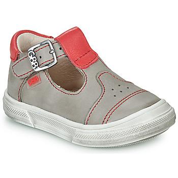 Schoenen Jongens Sandalen / Open schoenen GBB DENYS Grijs