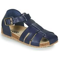 Schoenen Jongens Sandalen / Open schoenen GBB FREDERICO Blauw