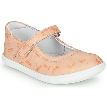Schoenen Meisjes Ballerina's GBB PLACIDA Roze
