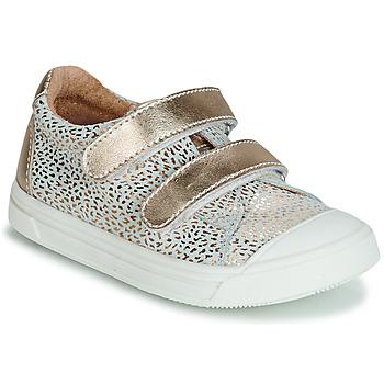 Schoenen Meisjes Lage sneakers GBB NOELLA Goud