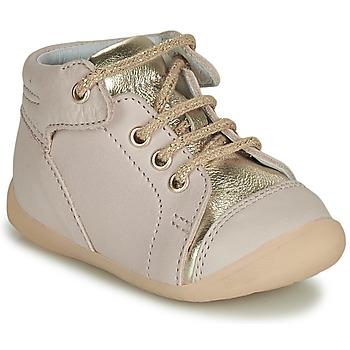 Schoenen Meisjes Hoge sneakers GBB OLSA Wit
