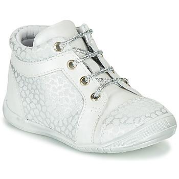 Schoenen Meisjes Hoge sneakers GBB OMANE Grijs
