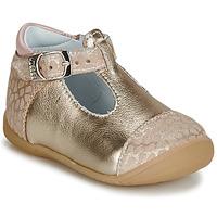 Schoenen Meisjes Ballerina's GBB MERTONE Beige