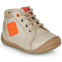 Schoenen Jongens Hoge sneakers GBB TARAVI Beige