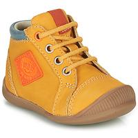 Schoenen Jongens Hoge sneakers GBB TARAVI Geel