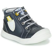 Schoenen Jongens Hoge sneakers GBB GREGOR Marine