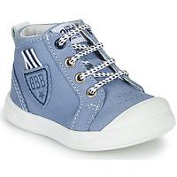 Schoenen Jongens Hoge sneakers GBB GREGOR Blauw