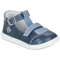 Schoenen Jongens Sandalen / Open schoenen GBB BERETO Blauw