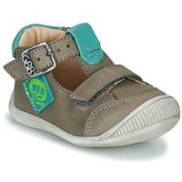 Schoenen Jongens Sandalen / Open schoenen GBB BOLINA Grijs