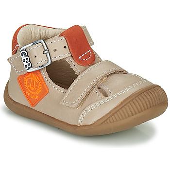 Schoenen Jongens Hoge sneakers GBB BOLINA Beige