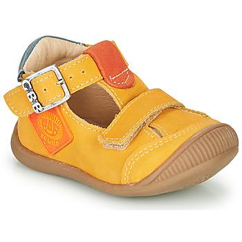 Schoenen Jongens Hoge sneakers GBB BOLINA Oranje