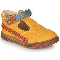 Schoenen Jongens Sandalen / Open schoenen GBB ANGOR Geel