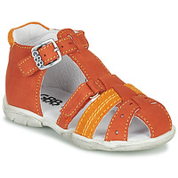 Schoenen Jongens Sandalen / Open schoenen GBB ARIGO Oranje