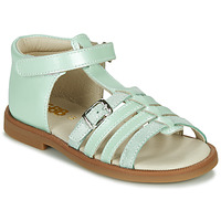 Schoenen Meisjes Sandalen / Open schoenen GBB ANTIGA Groen